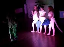 Shrek 3 Blind Mice 3 Blind Mice And Donkey Aida Paige Anna And Ryan Youtube