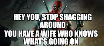Whats Going On Meme - meme maker thumbs up deadpool generator