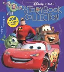 storybook collection disney pixar storybook collection by disney