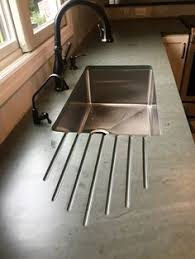 slate countertop pool table slate countertop with drainboard grooves favorite