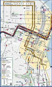 portland light rail map portland light rail streetcar key facts light rail now