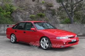 holden sold holden commodore vr wayne gardner racing group a sedan
