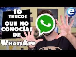 imágenes sorprendentes para whatsapp 10 trucos sorprendentes de whatsapp que no conocías youtube