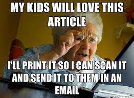 Scanners Meme - my father in law is good with scanners not so much with the