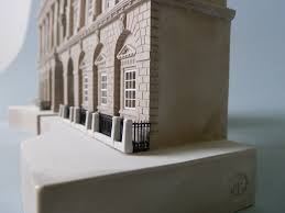 house models plaster architectural model of somerset house london
