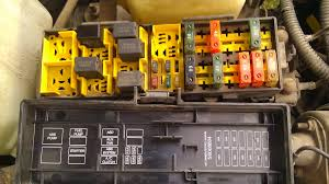 missing fuses whats what jeep cherokee forum