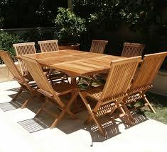 Teak Patio Furniture by Teak Outdoor Furniture Dzulfikar