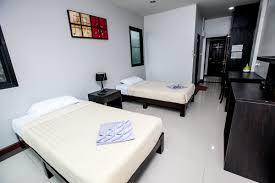 accommodation booking sitsongpeenong muay thai training camp in