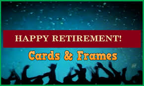 words for retirement cards happy retirement card frame android apps on play