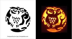 elegant pumpkin decorating garden silhouettes for halloween