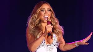 mariah carey announces all i want movie for this christmas bbc