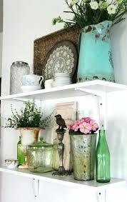 decorating ideas for kitchen shelves kitchen plant shelf decorating ideas kitchen shelves decorating