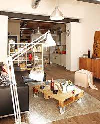 Small Apartment In Barcelona With Clever Design Solutions - Design ideas for small apartment