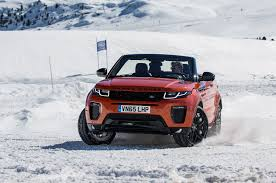 lifted range rover 2017 land rover range rover evoque convertible first drive motor