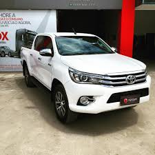 nova hilux com toyota on instagram