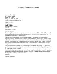 Resume Of Pharmacy Technician Cover Letter For Pharmacist Resume Resume For Your Job Application