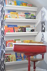 reading corner bookshelf gutter bookshelves balancing home with