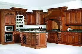 red cherry wood kitchen cabinets u2013 petersonfs me