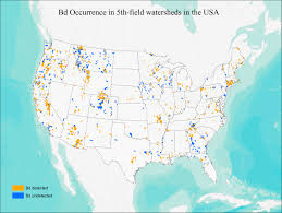 Northwest Usa Map by Dede Olson Aquatic Ecology And Management Team