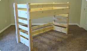 Bunk Beds Hawaii Loft Bed Hawaii Toddler Loft Beds Regular Fits A Crib Size