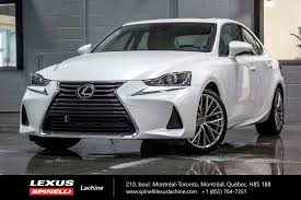 lexus canada used cars toronto used 2017 lexus is 300 premium awd cuir toit camera for sale in