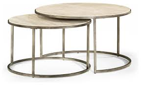 glass nesting coffee tables round glass nesting tables smart furniture
