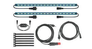 ledkit3 foxwing led lighting kit rhino rack