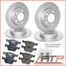 mercedes c class brake discs brake discs set pads front rear mercedes c class w202 s202