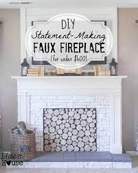 how to build fireplace mantel binhminh decoration