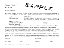 how to write a resume for a government job the job offer job offer letter sample