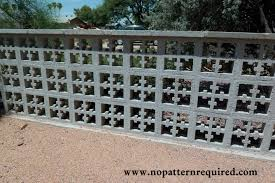 Decorative Cinder Blocks 100 Decorative Concrete Fence Spring Specials On Stained