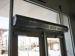 Roll Up Kitchen Cabinet Doors by Commercial Low Profile 8 Air Curtain Berner