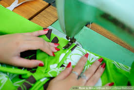 How To Fold A Fitted Bed Sheet How To Make A Dress From A Fitted Bedsheet With Pictures