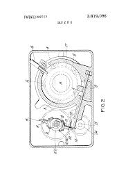 patent us3819086 device for rotating the cup holder turret of an