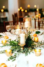 candle centerpiece wedding awesome winter centerpieces wedding collection more gorgeous