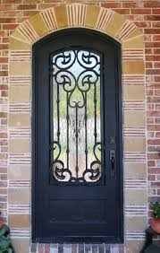 Arched Fireplace Doors by Ironclad Doors U2013 Iron Doors Fireplaces And Gates