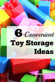 toy storage ideas convenient toy storage ideas