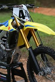 cast of motocrossed 2018 suzuki rm z450 first impression transworld motocross