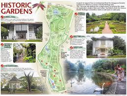 taj mahal garden layout if only singaporeans stopped to think botanic gardens u0027 bid to be
