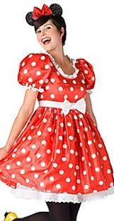 tween halloween costume homemade minnie mouse blissfully domestic