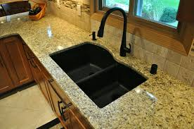 black undermount kitchen sink single bowl blanco ceramic canada