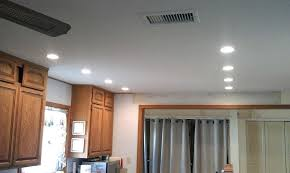 how to install led recessed lighting in existing ceiling how to install recessed lights in an existing ceiling medium size of