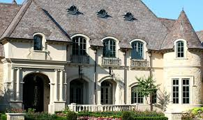 French Chateau Style French Chateau Style Home Elevations Pinterest Architecture