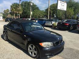 2008 bmw 1 series convertible 2008 bmw 1 series 128i 2dr convertible in orlando fl select cars