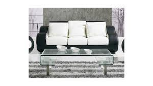 canapé 3 places design canapé relax fresno en cuir design trois places un canapé au