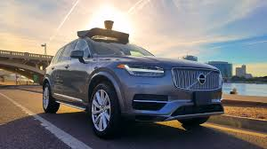 volvo xl 90 uber u0027s self driving cars are now picking up passengers in arizona