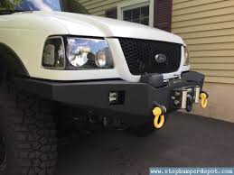 road ford ranger what you need to about the ford ranger road bumper
