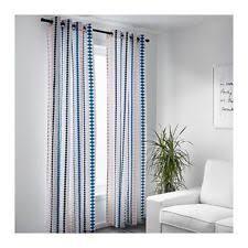 Ikea Curtains Panels Ikea Abstract Curtains Drapes Valances Ebay