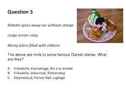 quiz sur la cuisine muhibbah quiz slides2015