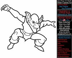 goblin free coloring pages on art coloring pages